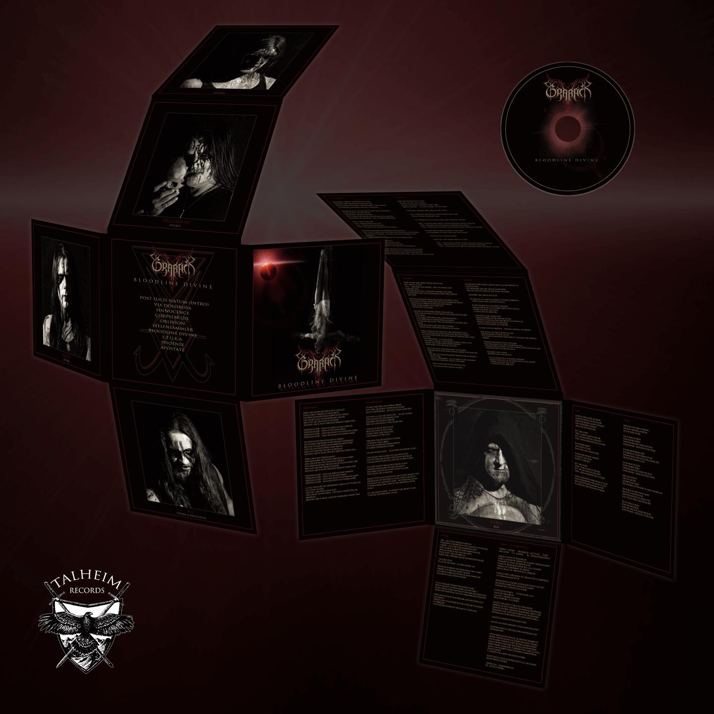 Grabak - Bloodline Divine CD Digipak