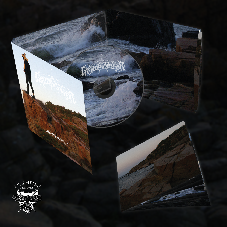 Glädjekällor - Jesuskomplex CD Digipak