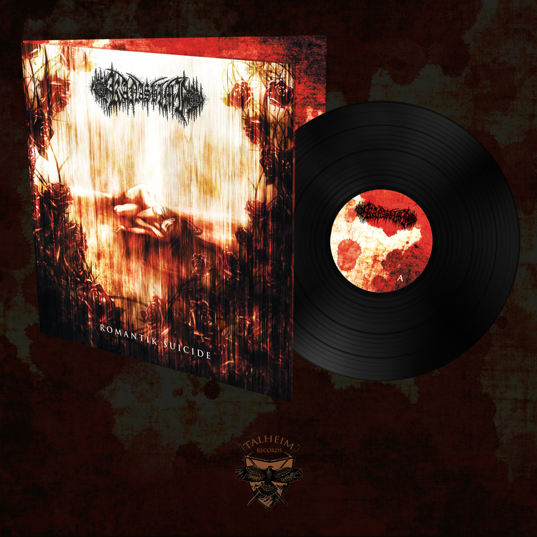 Kanashimi - Romantik Suicide LP Gatefold (Schwarz)