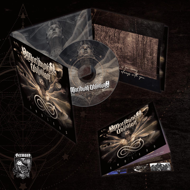 Moribund Oblivion - Endless CD Digipak
