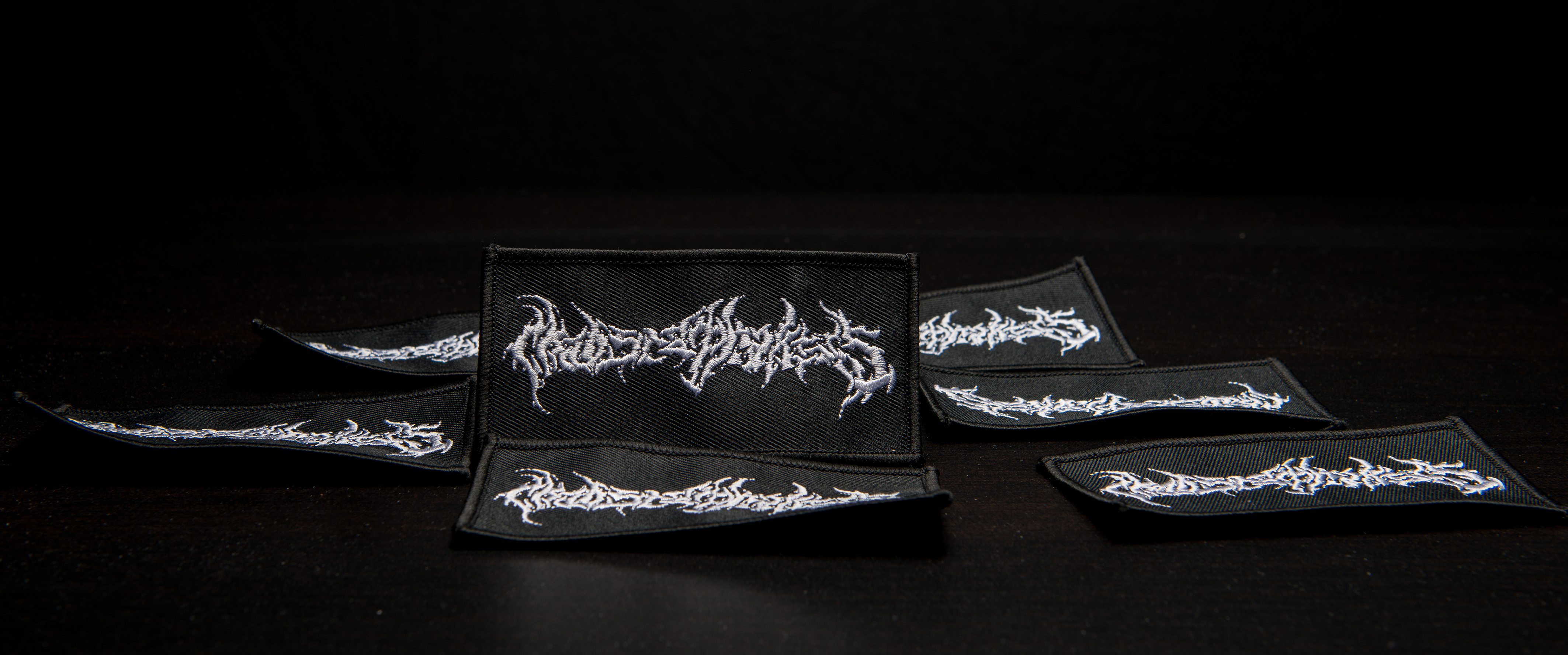 Chaos Catharsis - Logo Patch