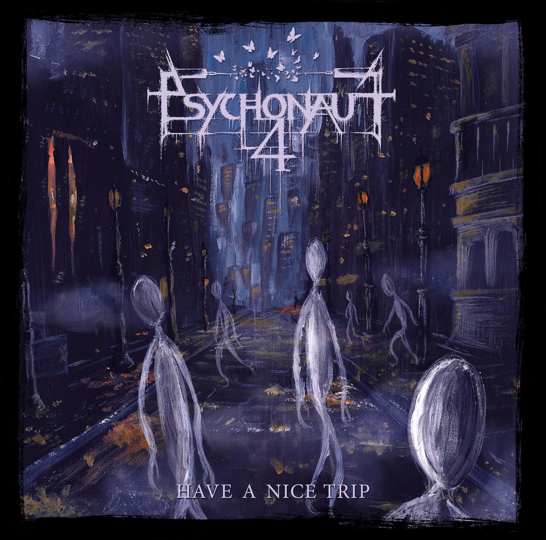 Psychonaut 4 - Have A Nice Trip DLP Gatefold (Schwarz)