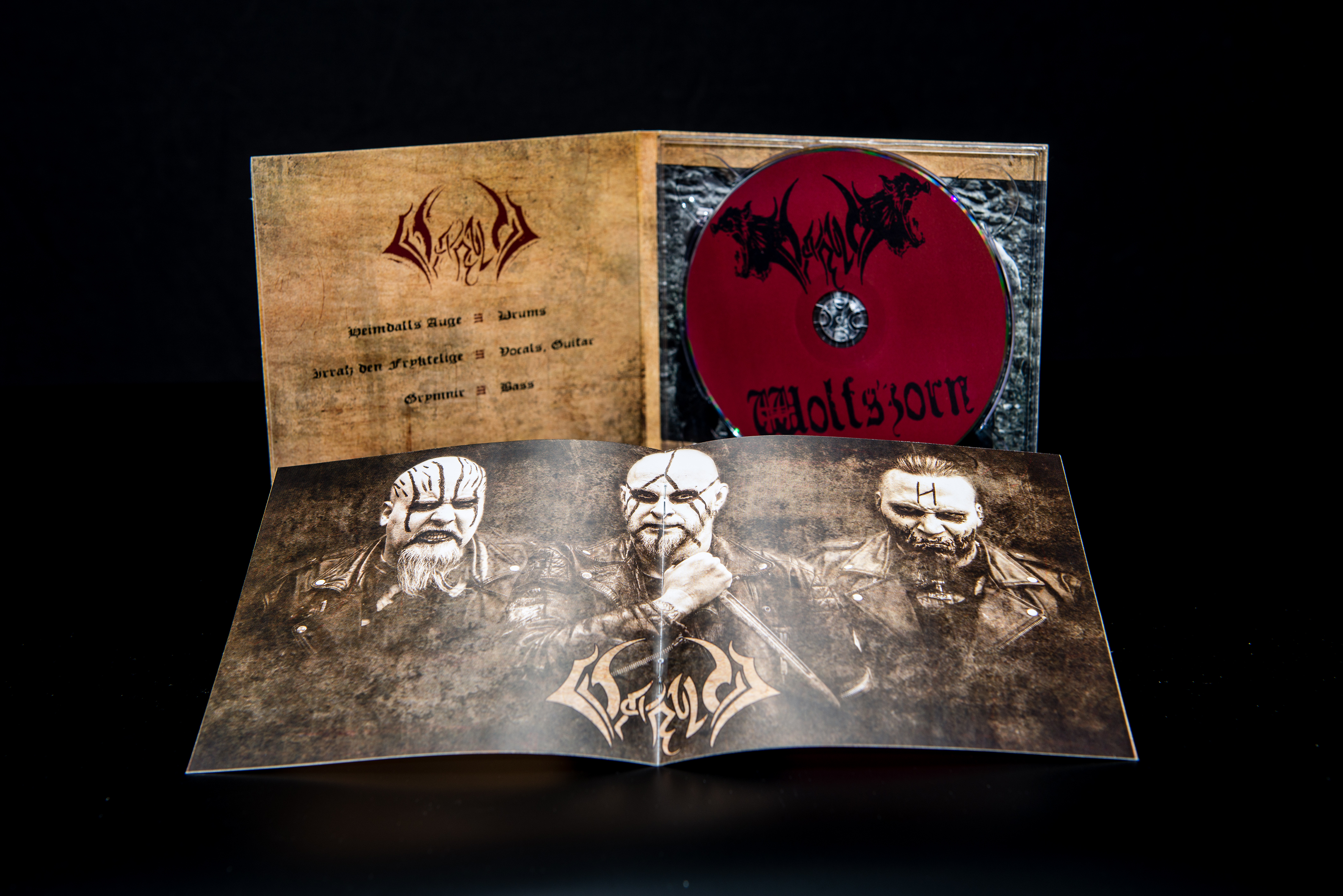 VarulV - Wolfszorn CD Digipack