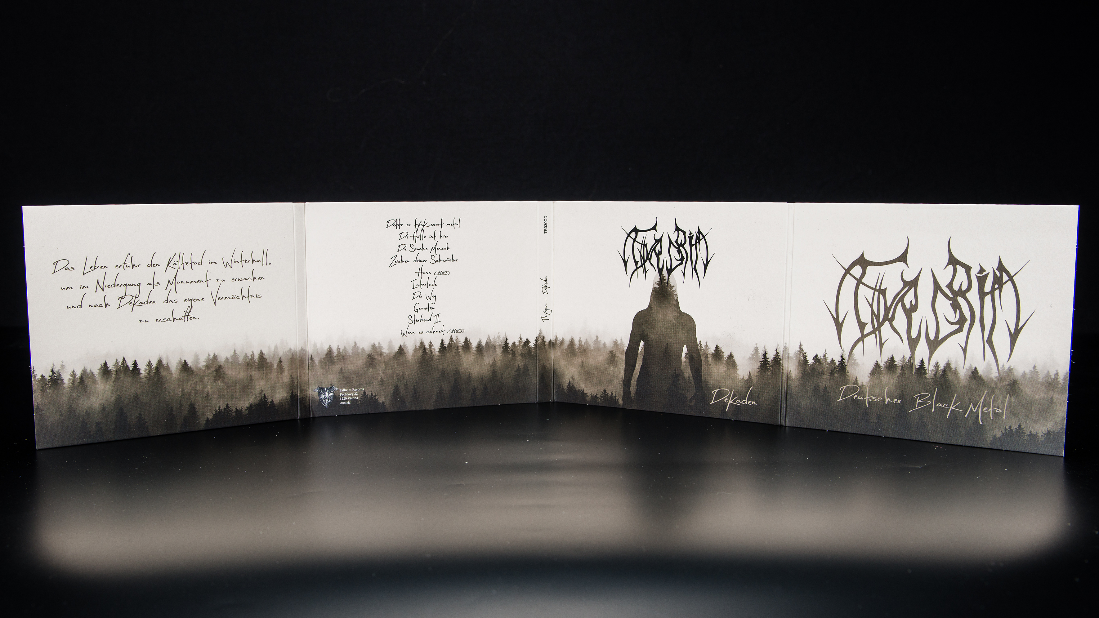 Thyrgrim - Dekaden CD Digipack