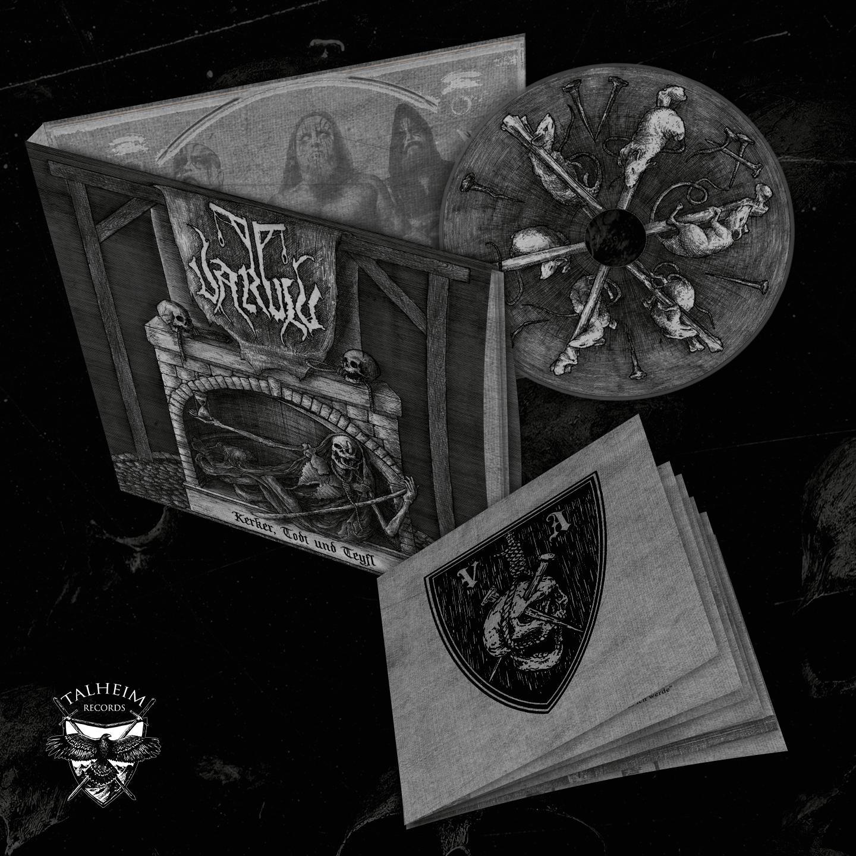 VarulV - Kerker, Todt und Teyfl CD Digipack