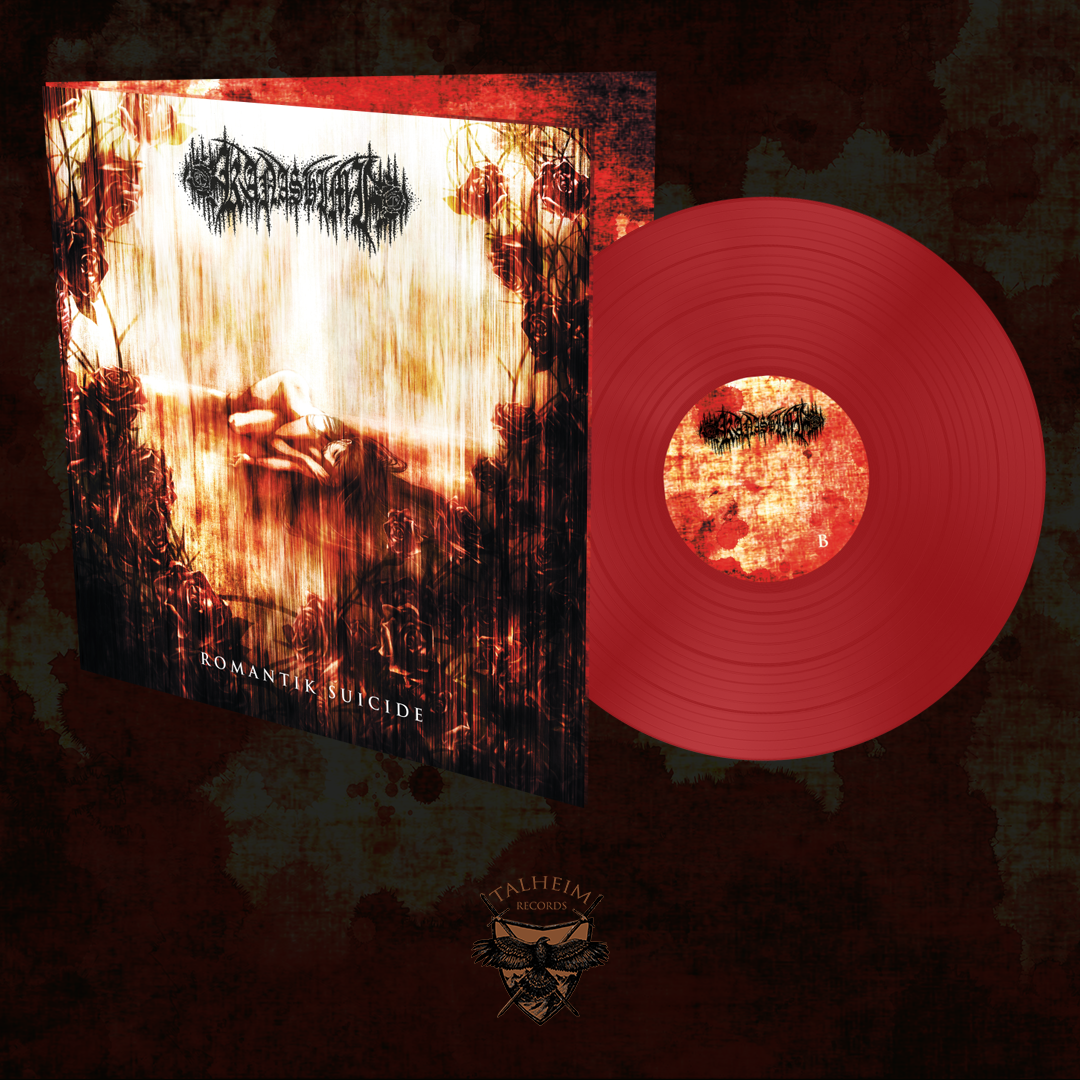 Kanashimi - Romantik Suicide LP Gatefold (Bloody Red)