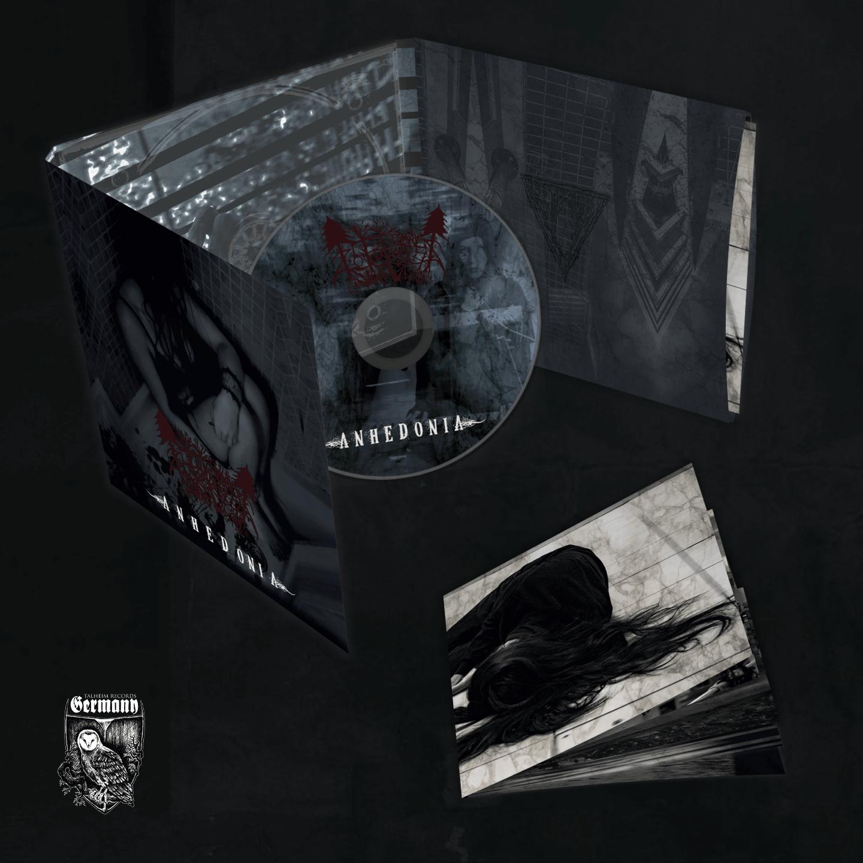 Lifeless - Anhedonia CD Digipak