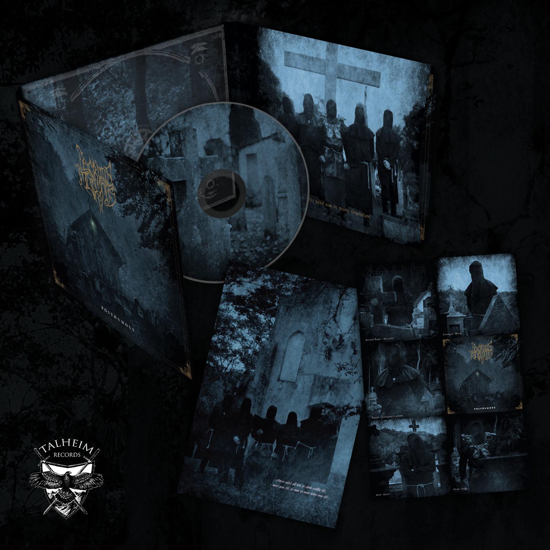 Lacrima Mortis - Postumous CD Digipak