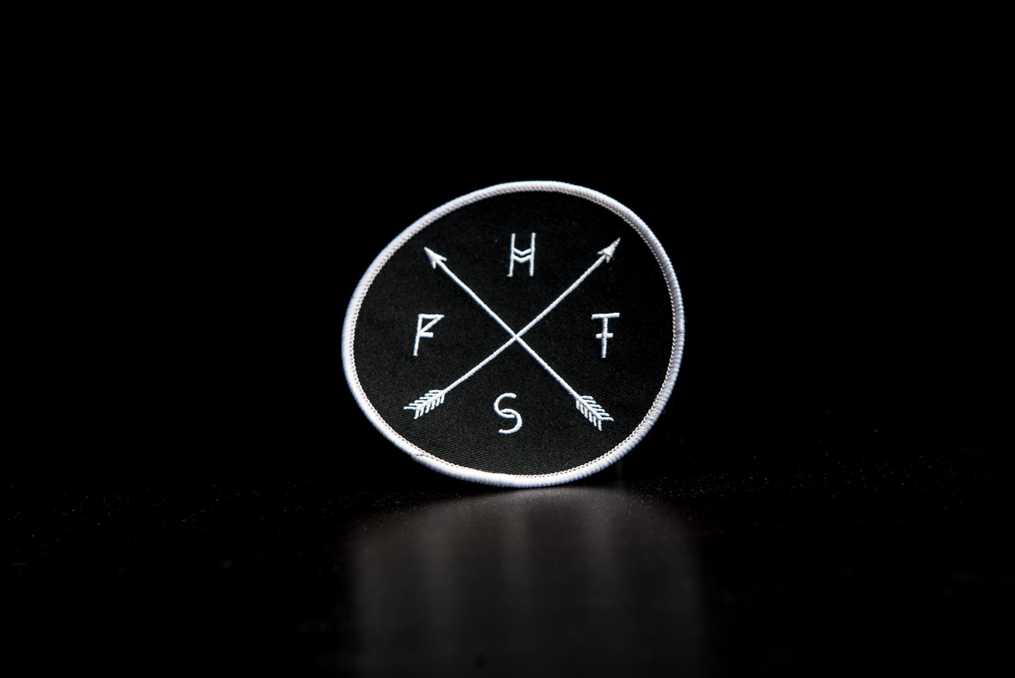 Harakiri For The Sky - Kreis HFTS Patch