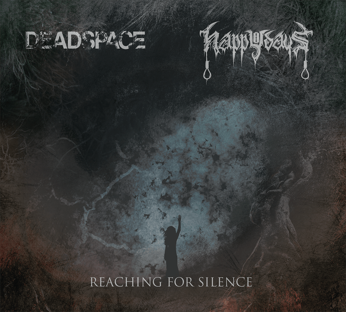 Deadspace / Happy Days - Reaching For Silence CD Digipack