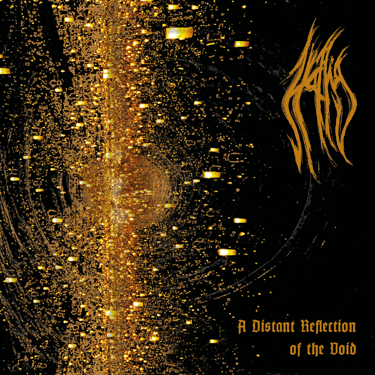 Hallig - A Distant Reflection Of The Void  CD Digipack