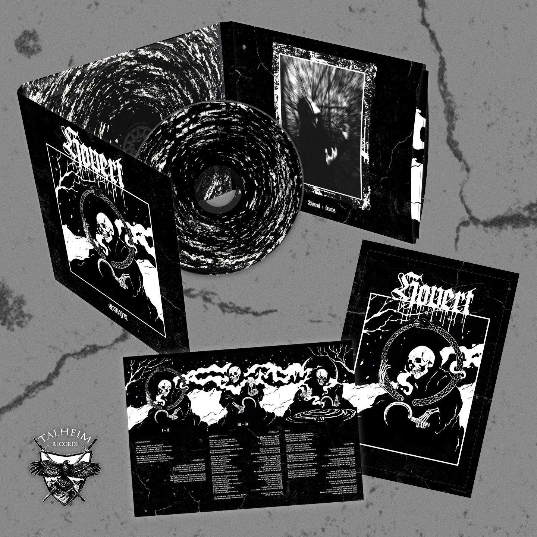 Hovert - Omyt EP CD Digipak